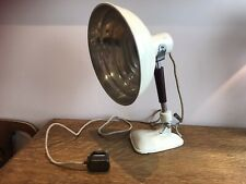 Pifco Infrapower Lamp Vintage Industrial Spotlight Upcycled