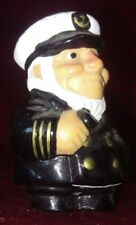 Vintage? Retro? Collectible? Plastic Captain Figurine