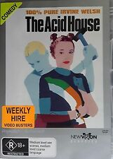 The Acid House - Cult Move RARE (DVD, 2001) Region 4