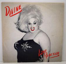 DIVINE LOVE REACTION  Disque Vinyle Maxi 45 Tours Design DEST 4A UK
