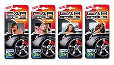 Lufterfrischer Car Girls 12 Stück sexy Girls Car Duft Auto Duftbaum