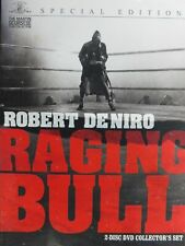Scorsese's Raging Bull (1980) 2-Disc Special Edition Collector's Dvd Set Sealed