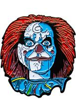 Dead Silence Clown Mary Shaw Enamel Pin Horror Movie Doll Slasher Collectible