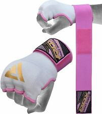 RDX Ladies Inner Hand Wraps Gloves Boxing Fist Pink Bandages MMA Women Gym CA