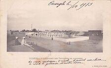ALGERIA - Ourgla - Logement des Officiers de l'Annexe - 1913