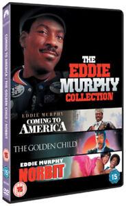 Coming to America/The Golden Child/Norbit DVD (2008) Eddie Murphy, Landis (DIR)