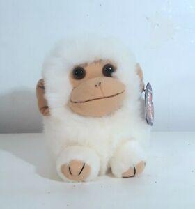 ☆ Vintage TRIXY Puffkins Style 6621 SWIBCO Bean Bag Plush Pellets MONKEY Doll 94