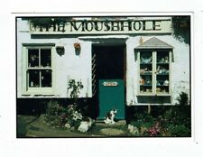CORNISH POST CARD OF THE MOUSEHOLE