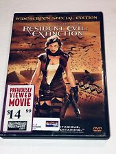 Resident Evil: Extinction (Widescreen Special Edition) Milla Jovovich 6R