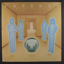 JOURNEY: Look Into The Future LP (PC prefix, Columbia all around label, inner