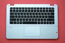 New HP ENVY 14-3000 UltraBook Palmrest/ Touchpad/ Keyboard Assembly 3FSPSTATP00