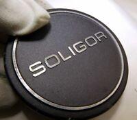 Soligor 62mm  Front Lens Cap Metal Slip on type- Free Shipping USA