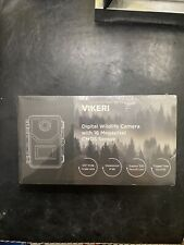 Vikeri Digital Camera with 16 Megapixel Cmos Sensor