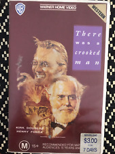THERE WAS A CROOKED MAN HENRY FONDA  NOT A CHINESE COPY PAL VHS VIDEO