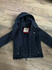 Abercrombie and Fitch Quilted Coat Size Small