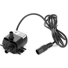 12 Volt Small Mini Submersible Water Pump for DIY Swamp Cooler PC CPU Water R5V3