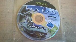 HALO COMBAT EVOLVED 1 - MICROSOFT ORIGINAL XBOX GAME / + XBOX 360 COMPATIBLE DO