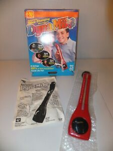 1989 DynaMike - Electronic Voice Changing Microphone - by Ohio Art