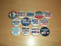 JOE BIDEN buttons badge pin 2020 Kamala Harris democrat president democratic