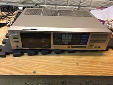 Sony STR-VX550 FM AM Stereo Receiver Audio Video Computer Control Center