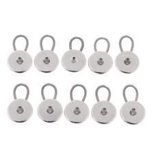 10-Packs Collar Extenders/Neck Extender/Wonder Button for Expansion 19mm