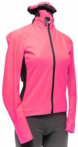 Assos UMA GT ULTRAZ Winter EVO Jacket Women MEDIUM Galaxy Pink Road Bike Cycling