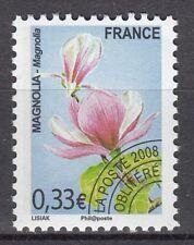FRANCE TIMBRE  NEUF PREOBLITERE  N° 258 **    FLEUR  MAGNOLIA