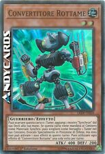 CONVERTITORE ROTTAME (Junk Converter) • Super R • LED6 IT024 • Yugioh ANDYCARDS