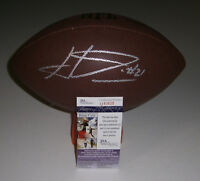 BEARS Ha Ha Clinton-Dix signed football w/ #21 AUTO JSA COA Autographed