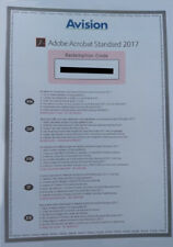 Adobe Acrobat Standard 2017 Vollversion ESD Win