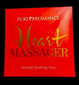 NEW! Pure Romance Hot Heart Reusable Hot Pack Fast Same day FAST Shipping!!