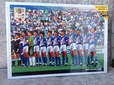 VINTAGE 90s Japón Nacional Equipo Hombres Partido Futbol fotos