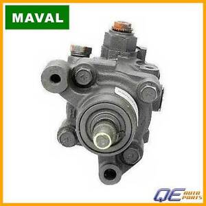 Power Steering Pump Maval Reman 4432022270X for Toyota Celica Cressida