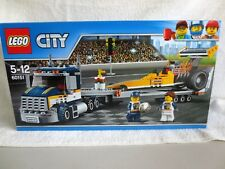 LEGO City 60151 Dragster and Transporter – NEW in sealed box