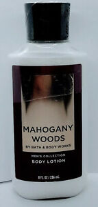 Bath and Body Works Mahogany Woods Men's Collection Body Lotion 8 fl oz NEW