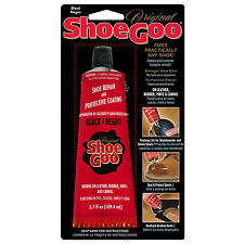 Shoe Goo Black 3.7 Oz Footwear Adhesive Repair Protective Coating