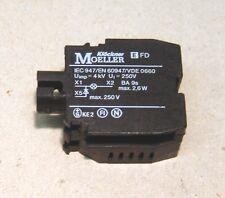 Moeller RMQ22 Lampenfassungselement EFD   NEU