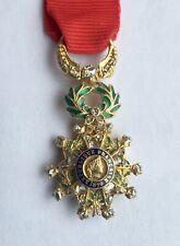 1860 Miniature French order Legion of Honour 38 Diamonds France medal award