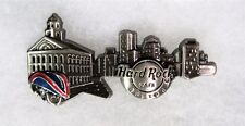 HARD ROCK CAFE BOSTON LIMITED EDITION 3D SKYLINE GUITAR SERIES PIN # 88394