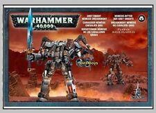 Warhammer 40k Grey Knights Dread Knight NIB