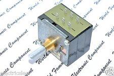 1pcs - ALPS RK40 50KA Black Beauty Audio Potentiometer Half Shaft - for McIntosh