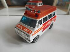 M Toys US Ambulance in WHite/Red