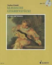 CLASSICAL GUITAR PIECES      (KLASSISCHE GITARRENSTUCKE   PIECES (German Edition