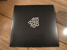 Air Max 360 Booklet Air Max 93, Air Max 95, Air Max 97