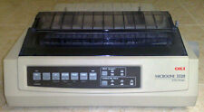 Oki Microline 3320 9-Pin Dot Matrix Forms Printer Printer Okidata ML-3320 JM