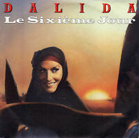 BOF DALIDA LE SIXIEME JOUR / INSTRUMENTAL FRENCH 45 SINGLE OST