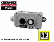 National Liftgate Parts (NLP) BPL2870, 2 BUTTON WEATHERPROOF REMOTE