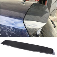 Carbon Fiber Rear Roof Top Window Spoiler Wing Lipfor VW GOLF7 VII MK7 GTI 14-17