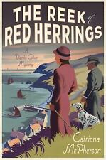 The Reek of Red Herrings: A Dandy Gilver Mystery McPherson, Catriona Hardcover