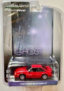 Greenlight Hollywood Ghost 1987 Ford Mustang GT